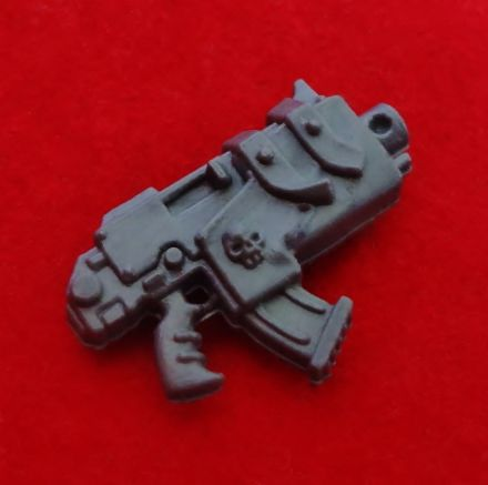 Space Marine Attack Bike Boltgun Bolter